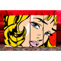 Cuadros Polipticos Modernos Roy Lichtenstein - Arte Pop