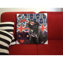 Cuadro Bulldog Frances Pop Art - Nuevo Sin Abrir!!!