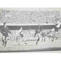 Foto Futbol 44 River Plate Independiente Gol Pepillo Doulsas
