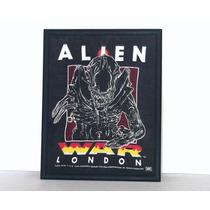 Cuadro Alien War - Prometheus Legacy - Espectacular