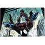 Spiderman Hombre Araña Marvel Cuadro De Madera Grande