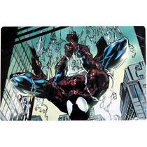 Spiderman Hombre Araña Cuadro De Madera Extra Grande