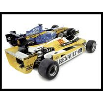 Renault F1 Cuadro 45 X 30cm