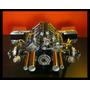 Renault Motor 1977 F1 Cuadro 45 X 30cm