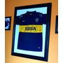 Cuadro Enmarcado De Camiseta De Futbol 70x100 Cm Premium