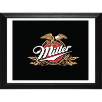 Cuadros De Cerveza Miller Para Bar, Pub, Barra!!!