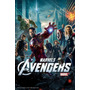 Cuadros Dipticos Tripticos - Avengers Iron Man Hulk Thor