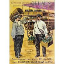Cerveza Quilmes - Cuadros, Chapas, Laminas Y Mucho Mas.