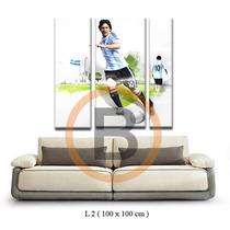Cuadros Bipticos Tripticos Futbol!! (la Plata) 50 X70 Cm