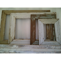 Marcos De Madera Para Cuadros O Espejos (grande 50x80)