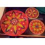 Mandala 40 Cm En Mosaico -cuadro- Azulejos Venecitas