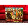 Cuadros Modernos Beatles - Sargent Pepper. Tríptico. Música