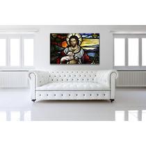 Cuadros Impresos En Tela Canvas 35x30cm Motivos Religiosos!