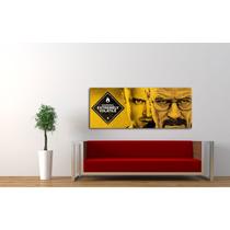 Cuadros Impresos Panorámico, Tela Canvas 70x30cm Personajes!