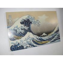 Cuadro Hokusai - La Gran Ola De Kanagawa -