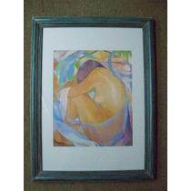 Cuadro Desnudo - Dalí - Picasso - Gauguin - Van Gogh
