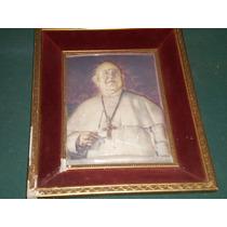 Cuadro En Relieve Del Papa Juan Xxiii Buen Estado,decorativo