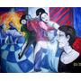 Tango Óleo Original Cuadro Arte Lienzo Certificado