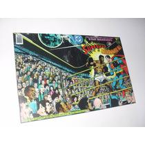 Cuadro Unico Del Comic De Dc - Superman Vs Mohamed Ali