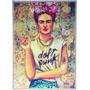 Frida Kahlo, Laminas En Bastidor