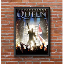 Cuadros Decorativos Queen 30x42cm Lamina Poster