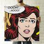 Cuadros Gigantes Arte Pop Comic 1 Metro Unicos! Alta Calidad