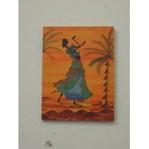 Cuadros Negras Africanas - Arte Digital Africano - 15x20