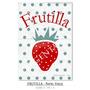 Lámina Frutilla - Papel Fold (10 X 15 Cm.)