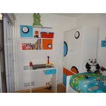 Repisa, Cubos, Estantes,muebles Infantiles