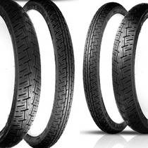 Cubierta Pirelli 350 18 City Demon.ybr - Cg Y +. Fas Motos.