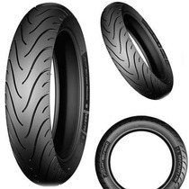 Cubierta Michelin 100-80-17 Pilot Street En Freeway Motos !!