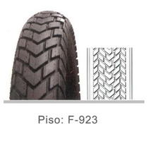 Cg 150 Honda Cubierta Trial Hf 350x18 La Mas Ancha !!