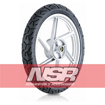 Cubierta Pirelli 275 18 Mandrake Rx 150 Honda Cg 125 Ybr Nsr