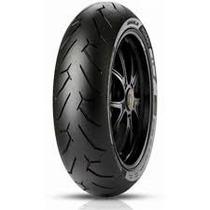 Cubierta Pirelli Diablo Rosso 2 Yamaha Fz 16 100/80 R17 Rea