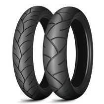Cubierta Michelin 110-80-14 Pilot Sporty En Freeway Motos !!