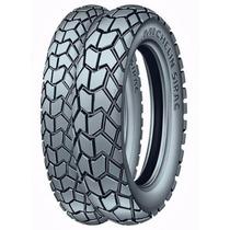 Cubierta Michelin 90 90 18 Sirac Street Urquiza Motos!!