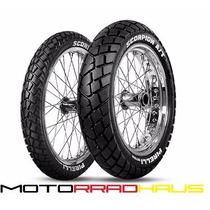 Cubierta Pirelli 130/80-17 65p Tl Mt90 S/t