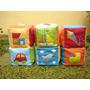 Cubos Didácticos-sonajeros-bebés-sala Blanda-25 Cm
