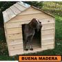 Cucha Para Mascotas, Perros, Gatos // Buena Madera