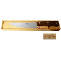 Cuchillo Arbolito Solingen Acero Inox 440 18cm Madera 8307g