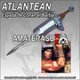 Espada Bastarda Atlantean Conan El Barbaro