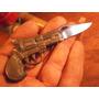 Navaja Cortapluma Con Forma De Revolver