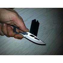 Cuchillo Tactico Smith & Wesson 17 Cm Acero Incluye Colgante