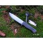 Cuchillo Fallkniven A-1 - Acero Vg-10 - Funda Zytel
