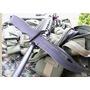Cuchillo Cazador De Montaña Yarara Sae6150 Largo 31,5cm