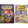 Oferta: 2 Libros De Duendes Y Hadas - Gran Formato Clasa
