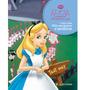 Libro De Cuento Alicia En El País De Las Maravillas Disney