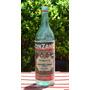 Retro Botella Vidrio Cinzano 950 Ml Vermouth