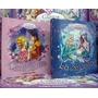 Cuentos Musicales :sirenita-cenicienta-2 Libros+estuche Nov!