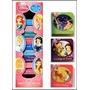 Disney Princesas. Torre Con 12 Libros - Nuevo!